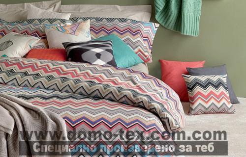 Спално бельо с одеяло