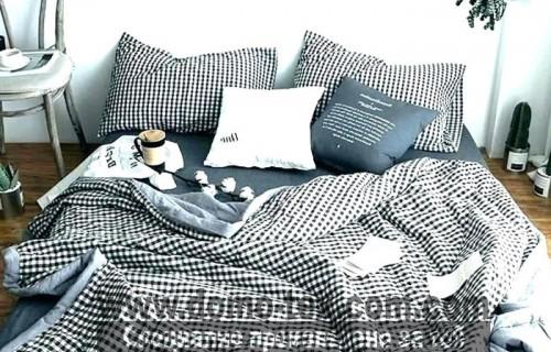 Спално бельо бархетин