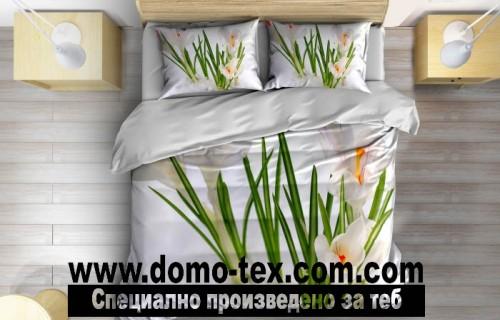 Спално бельо със снимка