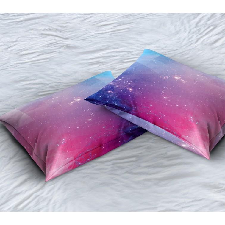 Модерна декоративна възглавница Абстрактна галактика - Absctract Galaxy