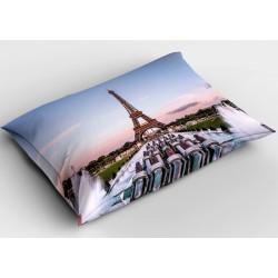 Интересна деко възглавница Айфеловата кула - Eifel Tower