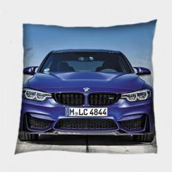 Декоративна възглавница с автомобил БМВ - BMW