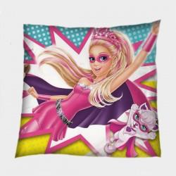 Детска деко възглавница Барби поп-арт - Barbie Pop Art