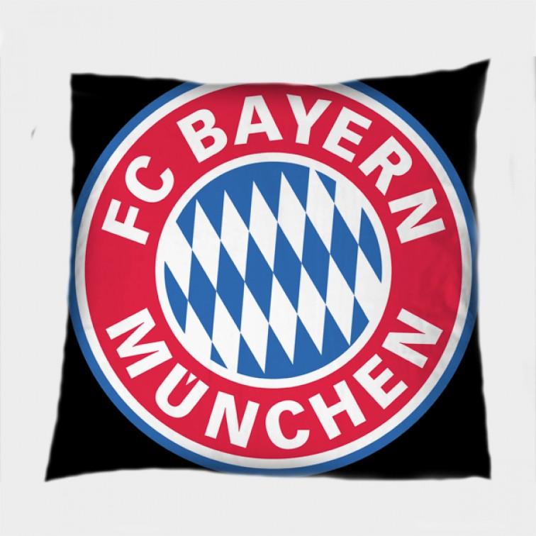 Футболна декоративна възглавница Байерн Мюнхен - Bayern Munchen