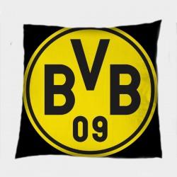 Футболна декоративна възглавница Боруся Дортмунд - Borussia Dortmund