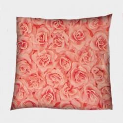 Декоративна възглавница с флорални мотиви Букет от Рози - Bouquet of Roses