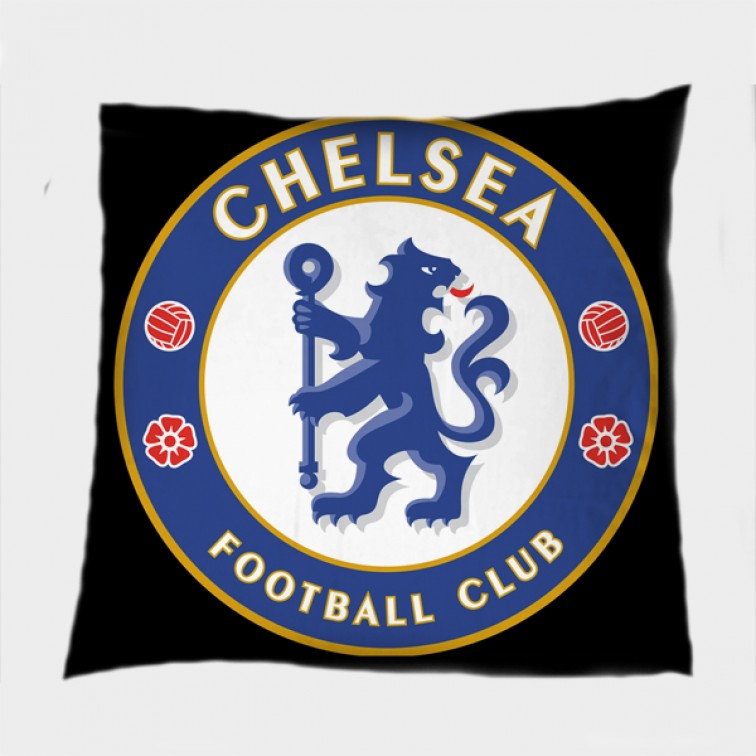 Футболна декоративна възглавница Челси - Chelsea