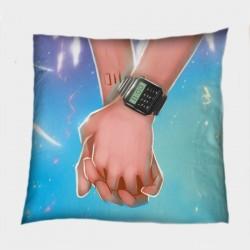 Декоративна възглавница Дръж ръката ми - Hold My Hand