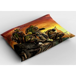Декоративна възглавница Костенурките Нинджа - Turtles Ninja