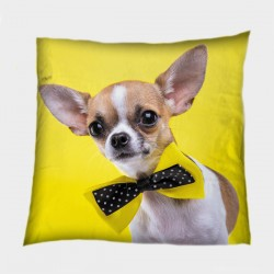 Декоративна възглавница с куче Чихуахуа - Chihuahua