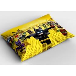 Фенска декоративна възглавница Лего - Lego