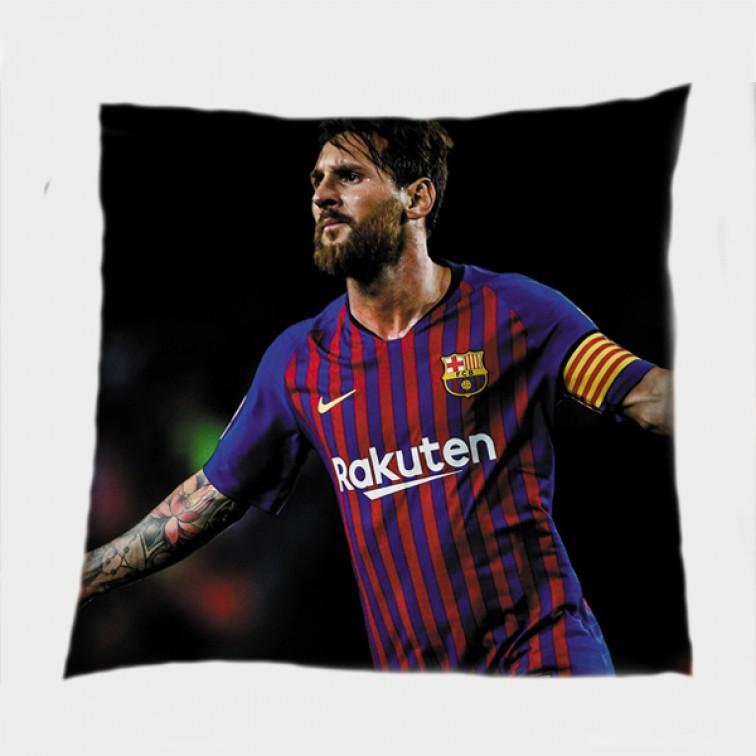 Деко възглавница за фенове Лео Меси - Leo Messi