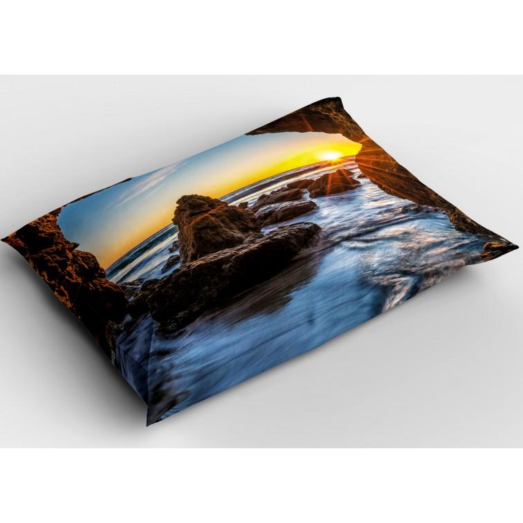 Ефектна декоративна възглавница Малибу Пейзаж - Malibu