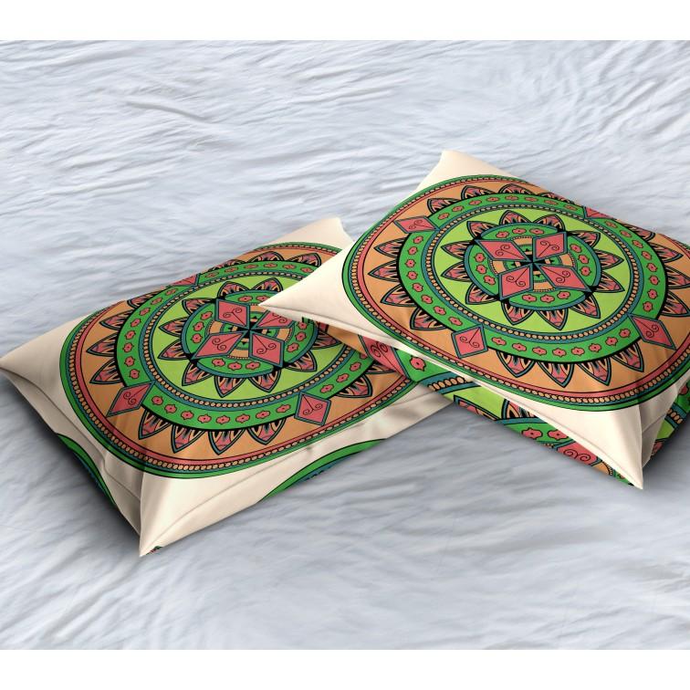 Интересна декоративна възглавница Мандала - Mandala