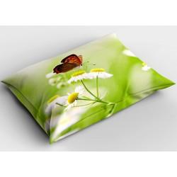 Деко възглавница с флорални мотиви Маргаритки - Daisies