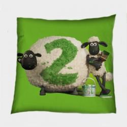 Детска декоративна възглавница Овцата Шон - Shaun the Sheep