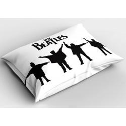 Декоративна възглавница Бийтълс - The Beatles