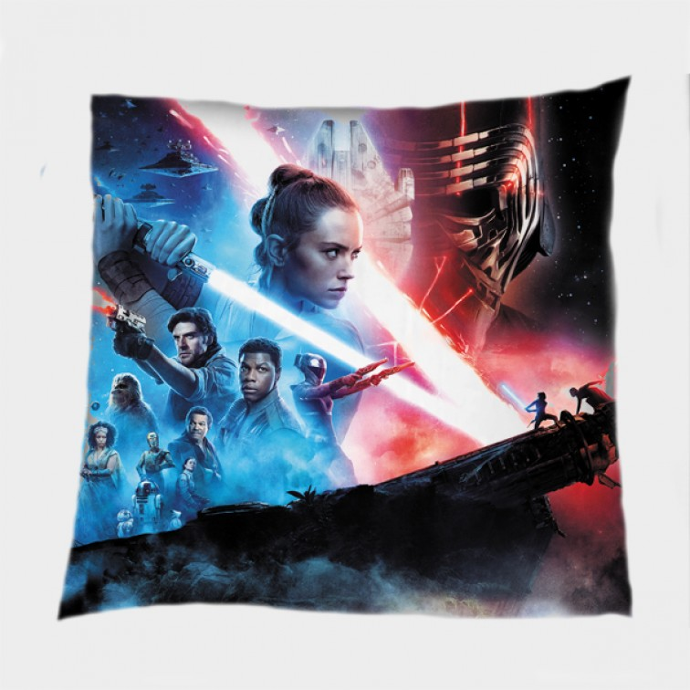 Деко възглавница Възходът на Скайуокър - Star Wars The Rise of Skywalker