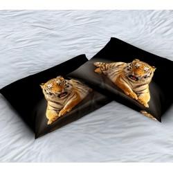 Възглавница за декорация Тигър - Tiger Black
