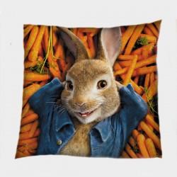 Детска декоративна възглавница Зайчето Питър - Peter Rabbit
