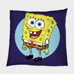 Детска квадратна възглавница Спондж Боб - Sponge Bob Square Pants