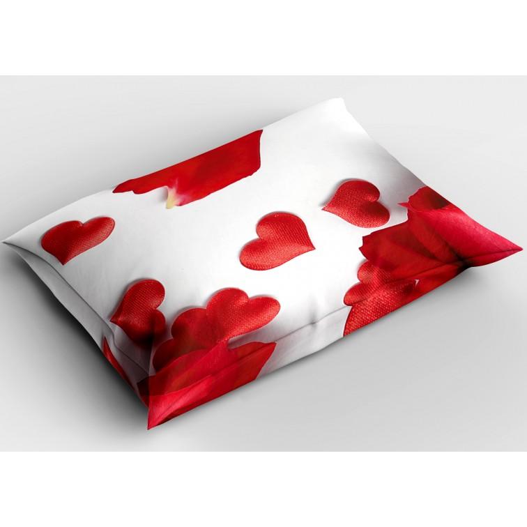 Декоративна възглавница Романтика Рози - Roses Romance