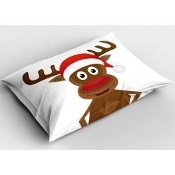 Коледна възглавница Елена Рудолф - Christmas Deer