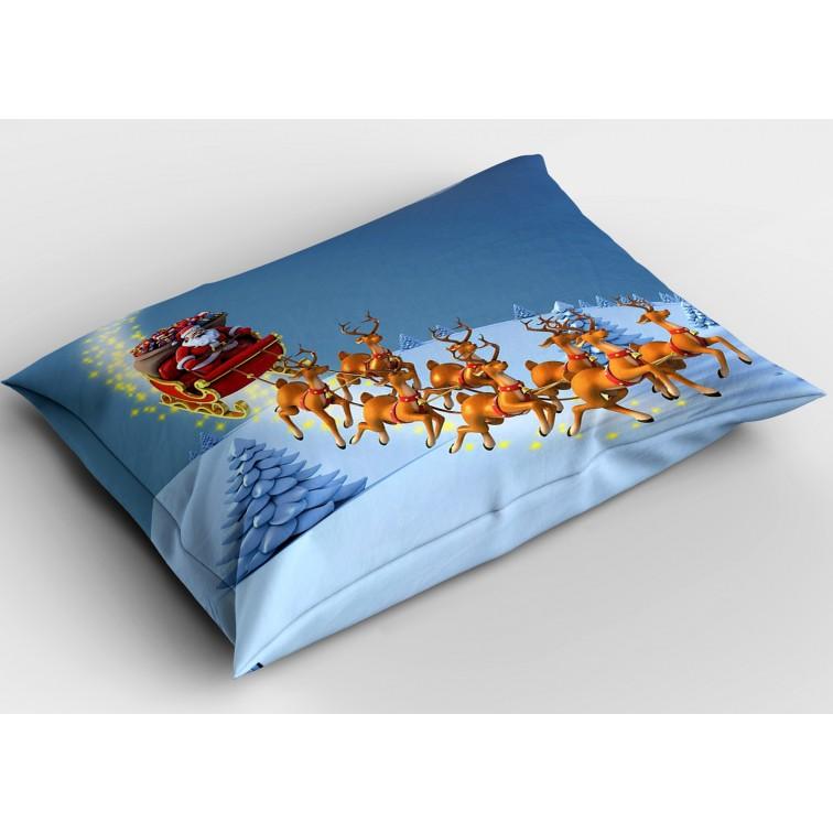 Коледна възглавница Коледа е - It is Christmas