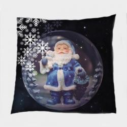 Декоративна възглавница за Коледа Коледна нощ - Christmas Night
