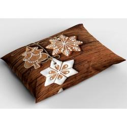 Деко коледна възглавничка Коледни сладки - Christmas Cookies