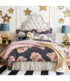 Спално бельо от памук и микрофибър