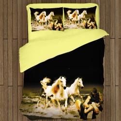 Спално бельо с животни