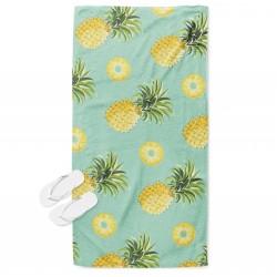Плажна хавлиена кърпа Ананаси - Pinapples