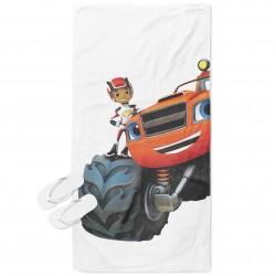 Детска кърпа за плаж Пламъчко - Blaze