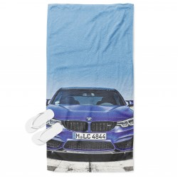 Хавлия за плаж с автомобил БМВ - BMW