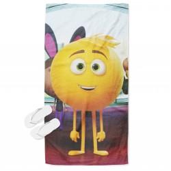 Модерна кърпа за плаж Емотикони - Emoji Movie