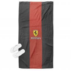 Ефектна хавлия за плаж Ферари - Ferrari