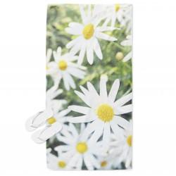 Стилна хавлия за плаж Горски цветя - Flowers of The Forest