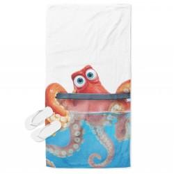 Детска кърпа за плаж Търсенето на Немо - Finding Nemo