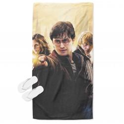 Фенска плажна кърпа Хари Потър - Harry Potter