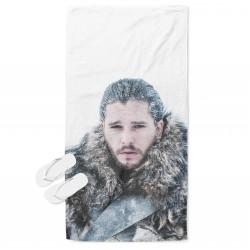 Кърпа за плаж Джон Сноу Игра на тронове - John Snow Game of Thrones