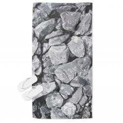Оригинална хавлия за плаж Камък - Stone