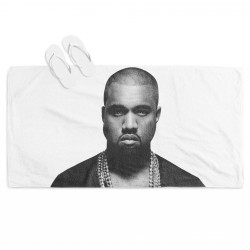 Фенска плажна кърпа Кение Уест - Kanye West