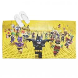 Детска хавлия за плаж Лего - Lego