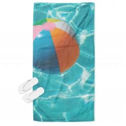 Свежа кърпа за плаж Летни игри - Summer Games