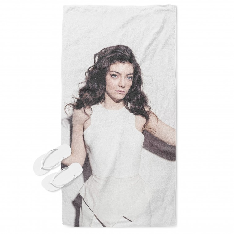 Тийн кърпа за плаж Лорд - Lorde