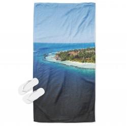 Хавлия за плаж Ваканция в Малдиви - Holiday in Maldives