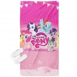 Хавлиена кърпа за плаж Малкото пони - Little Pony