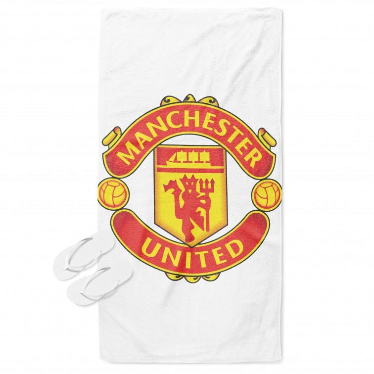 Футболна кърпа за плаж Манчестър Юнайтед - Manchester United
