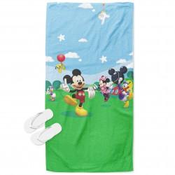 Детска хавлия за плаж Мики Маус - Mickey Mouse